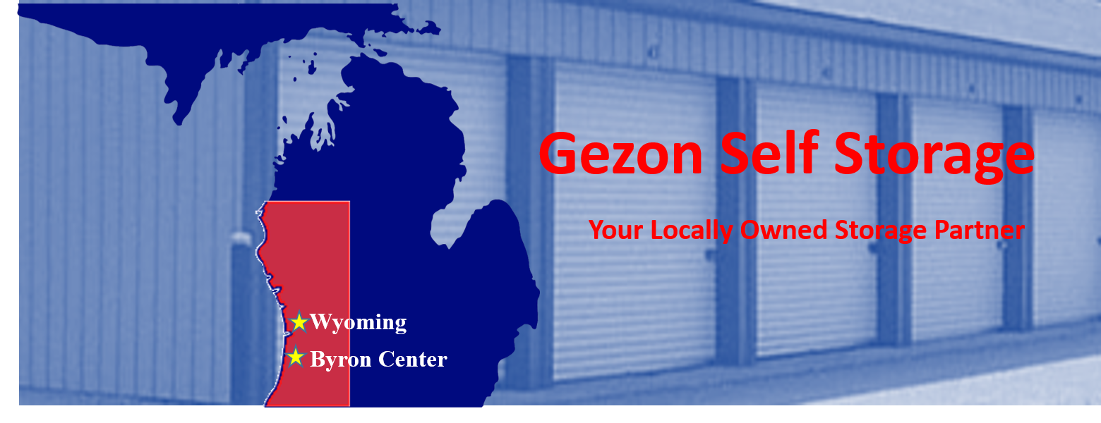 About Gezon Self Storage